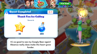 Quest: Thank You for Calling - Reward